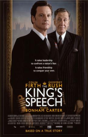 The King's Speech Poster