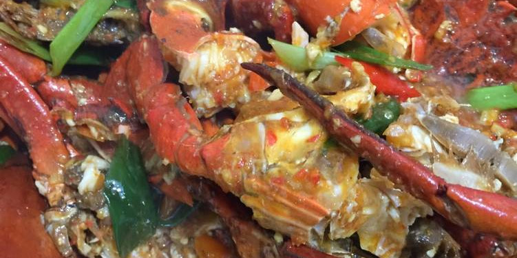 Resep Kepiting Saos Padang Oleh Agie Liebe
