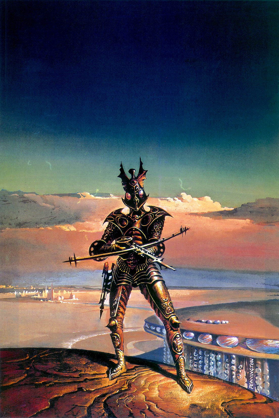 Bruce Pennington - Beyond This Horizon