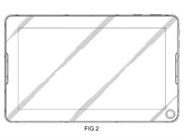Samsung Has a 'Hole' In its New Tablet Design [Patent Filing]