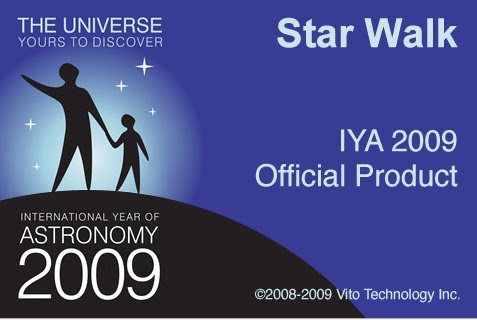 [iPhoneApp]Star Walk
