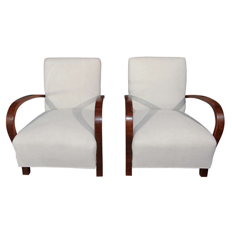 french deco chairs