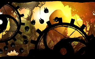 The Staggeringly Beautiful Side-Scrolling Action Game Badland Comes To Android