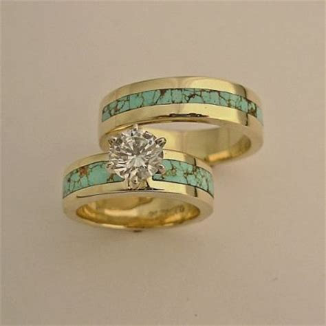 Best 25  Turquoise Wedding Band ideas on Pinterest