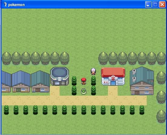 Rpg Maker vx Pokemon images