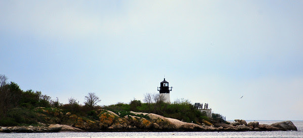 The Lighthouse at Ten Pound Island, Gloucester, MA