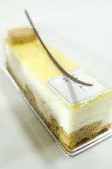 Cheese cake citronné, Pâtisserie Sadaharu Aoki Paris, Shinjuku Isetan