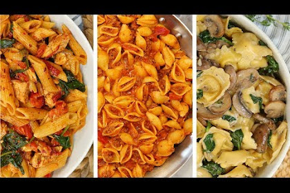 Pasta Recipes Halaal Recipes