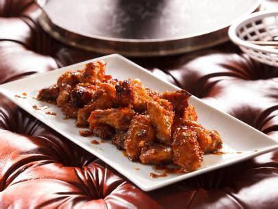 sticky baked chicken wings recipe giada de laurentiis