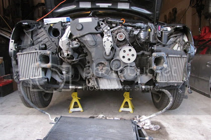 Audi A4 B7 20 Tdi Engine Swap