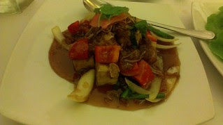 Tamarind Tofu