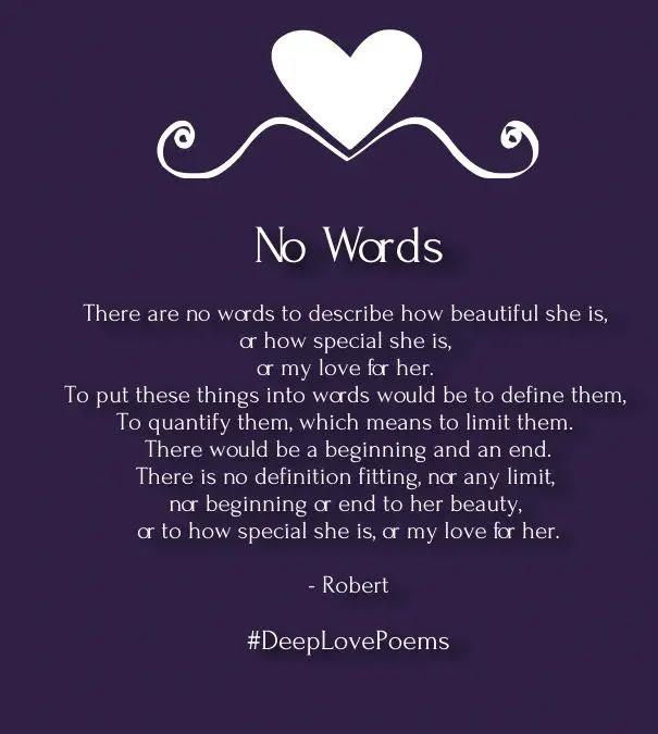 Deep love Poems