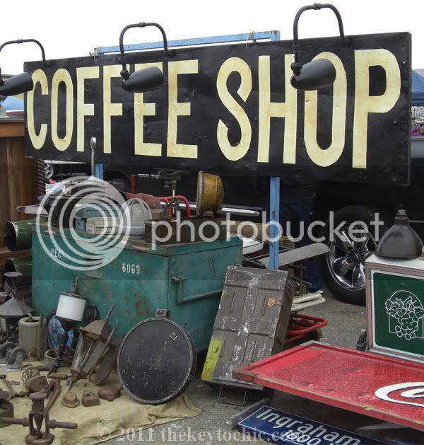 Ventura Flea Market antiques