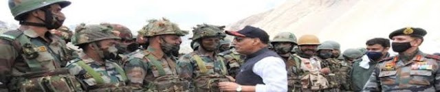 India's National Security Challenges Becoming 'Complex': Defence Minister Rajnath Singh