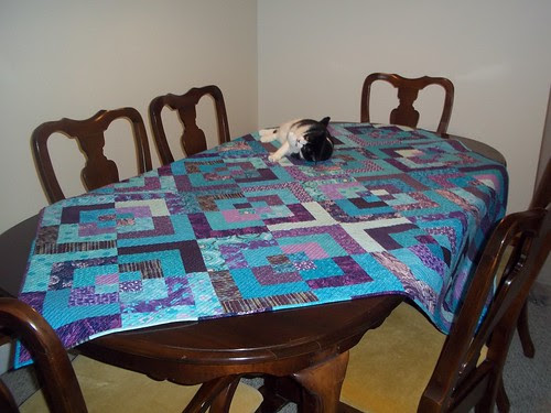 The Complete Quilt, Front