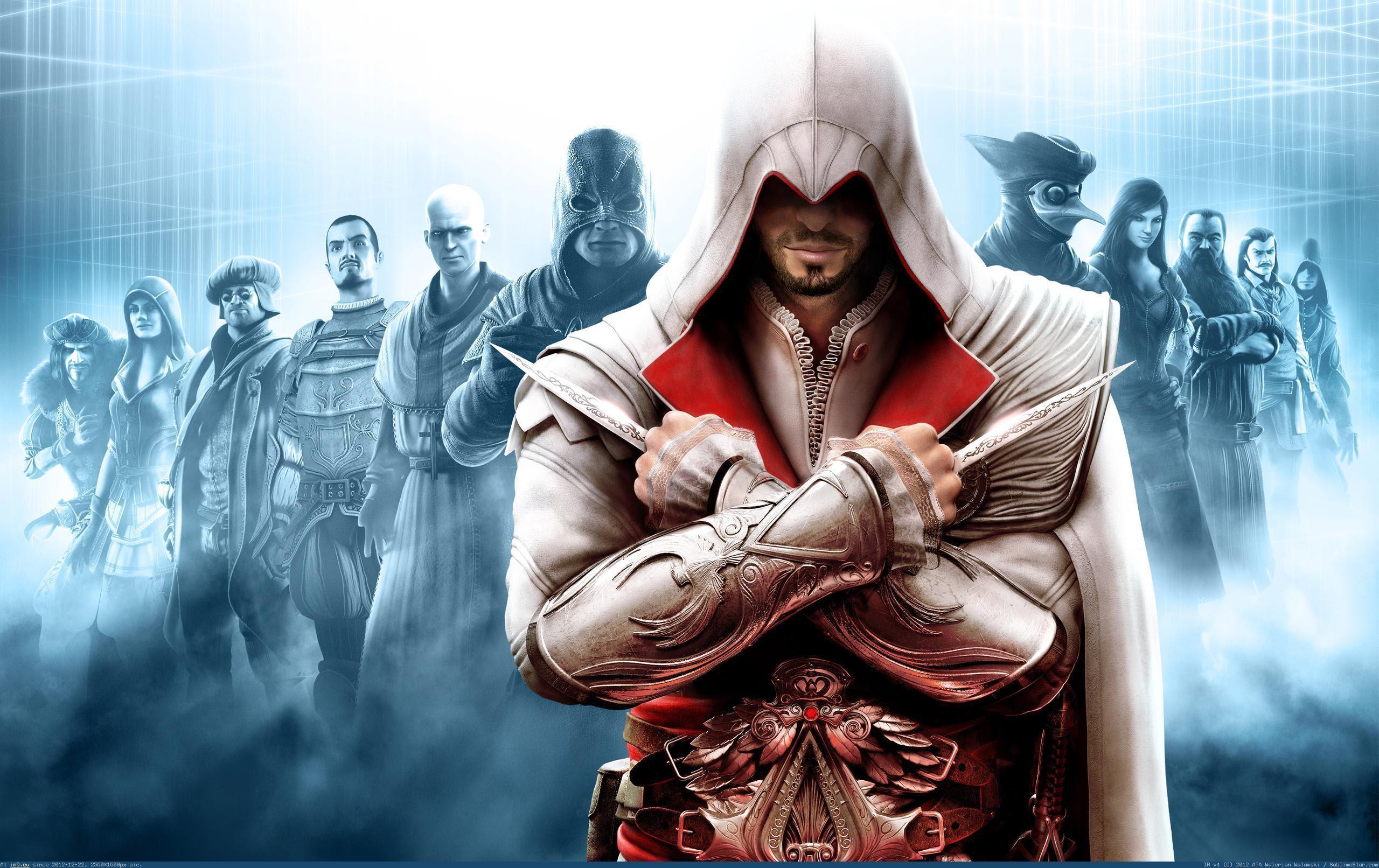 Game Wallpaper Assassin U002639 S Creed 3 Wallpapers Hd Wallpaper