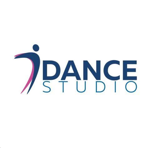 set  dance studio logos design vector  vector logo