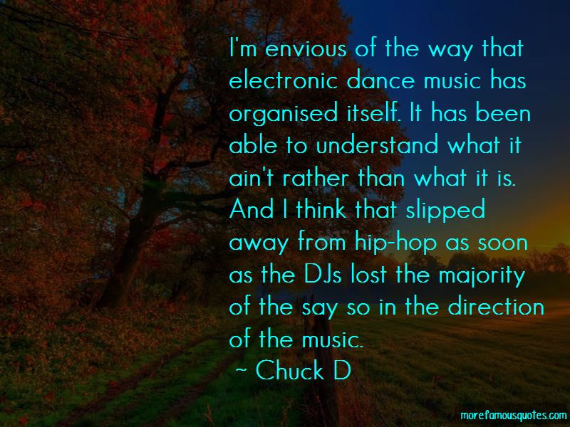 Quotes About Electronic Dance Music Top 11 Electronic Dance Music