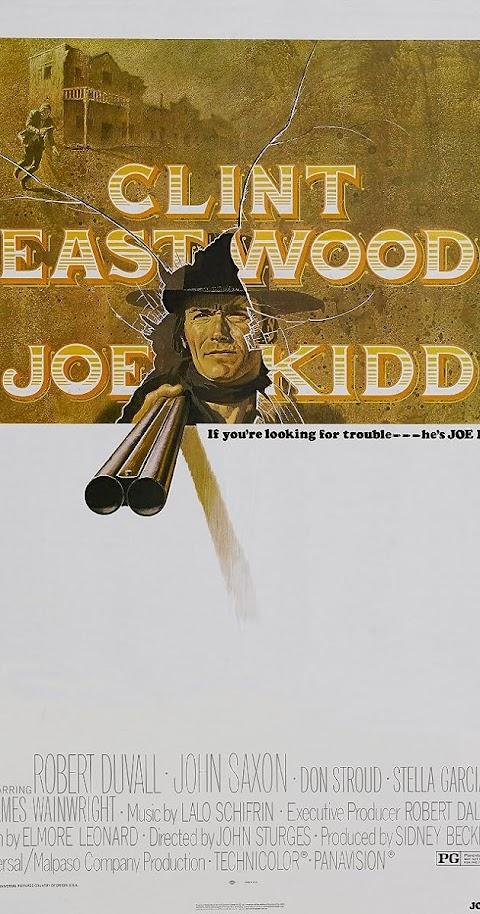 Where Was The Movie Joe Kidd Filmed