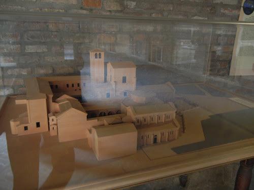 DSCN4970 _ Model of Basilica Santuario Santo Stefano, Bologna, 18 October