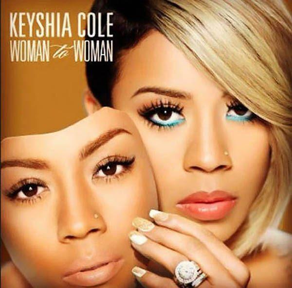 Woman to Woman (Album Cover), Keyshia Cole