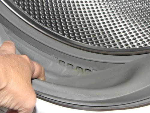 quitar el moho lavadora