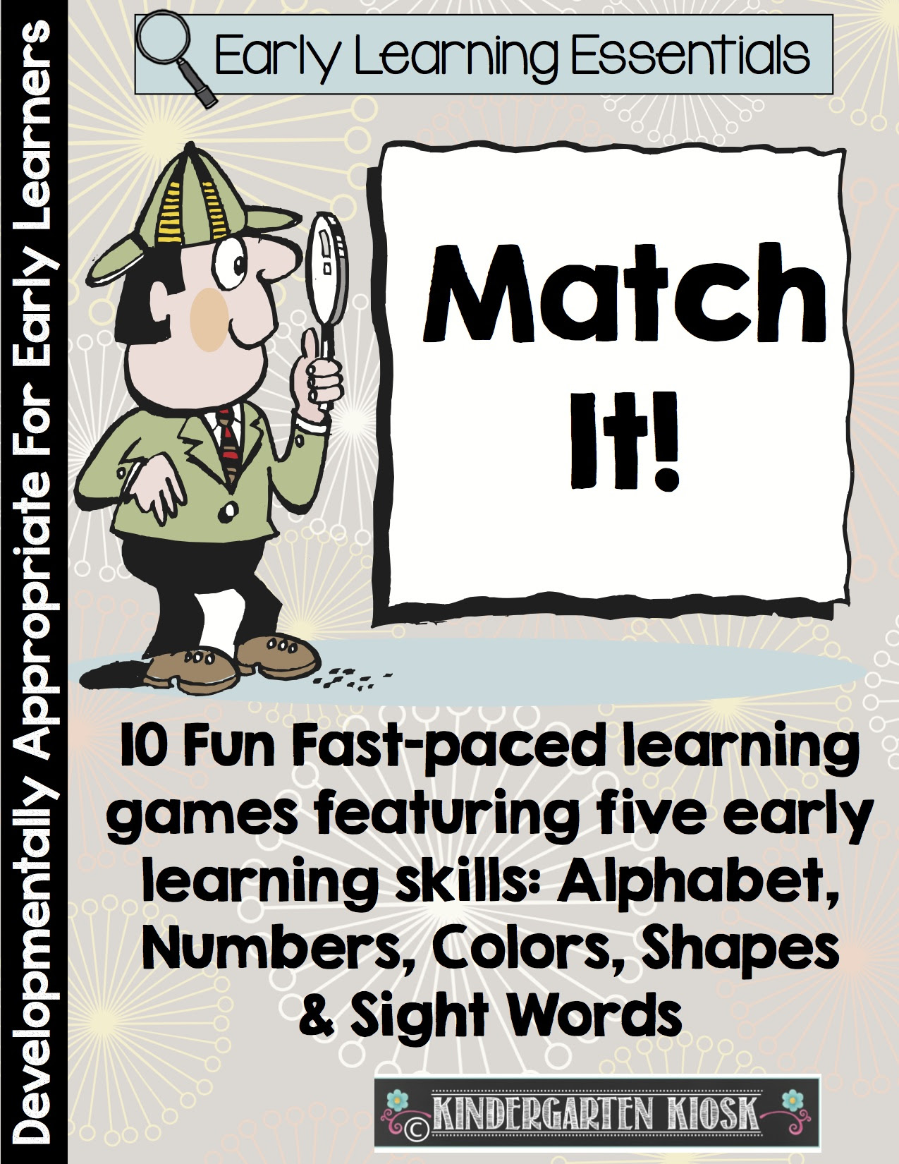 Match It: Ten Fast Paced Learning Games