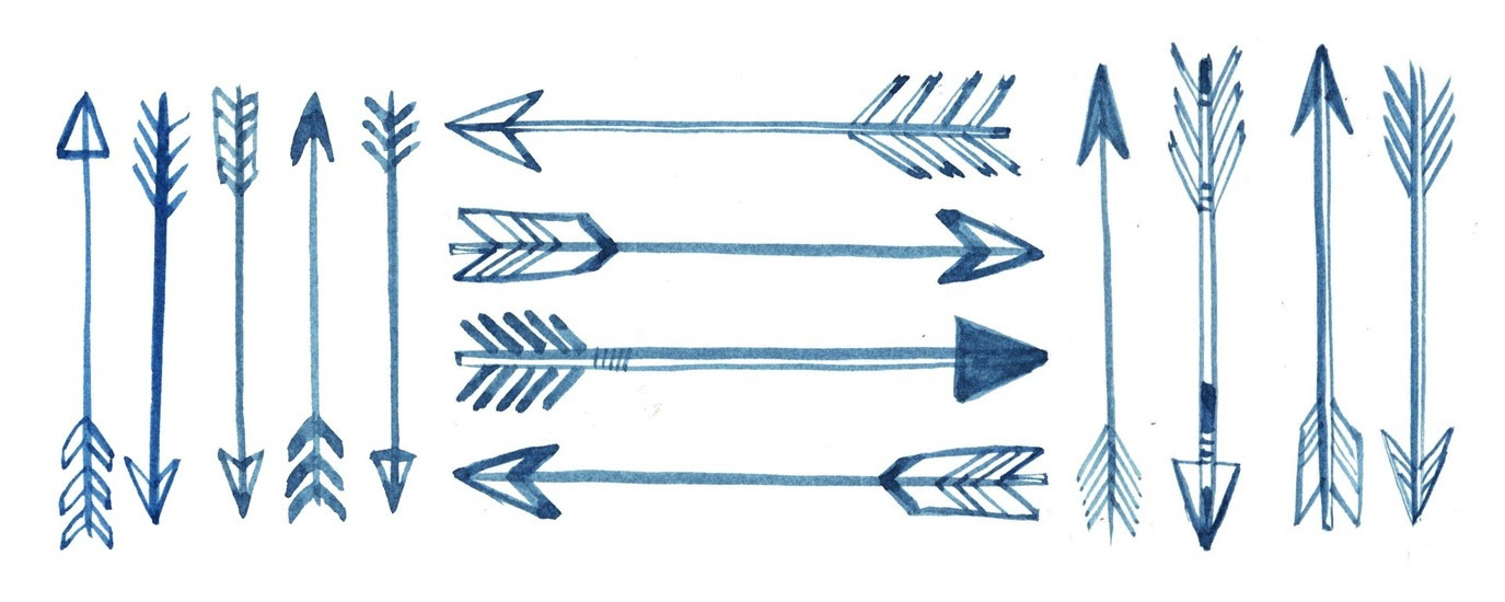 Indian Arrow Drawing At Getdrawingscom Free For Personal Use