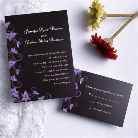 Wedding Stationery Weekly   Floral Wedding Invites