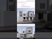 أنواع طُرز التصميم المعماري لواجهات الفلل المنازل والعماير