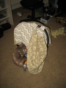 Carseat Cover 0406