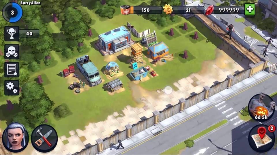 game Zombie Anarchy cho apk