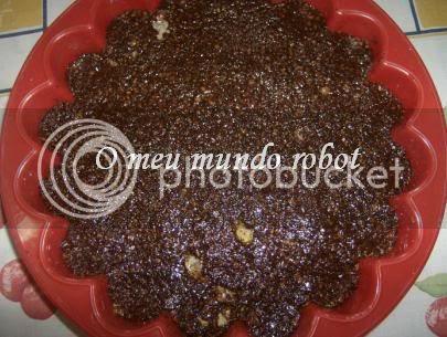 Crocante de chocolate com chantilly e ovos moles4