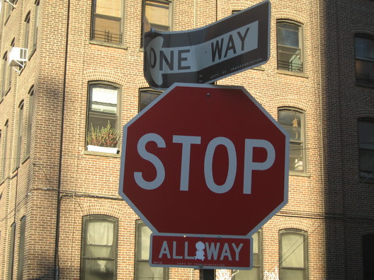Say What--Bent One way