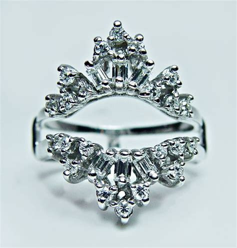 7 best Ring Guards images on Pinterest   Diamond rings