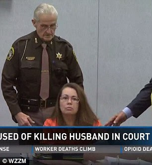 Durham recovered from her alleged suicide attempt and said she doesn't remember the incident but knows she would not kill her husband