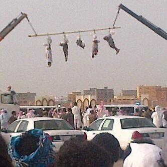 esecuzione saudita