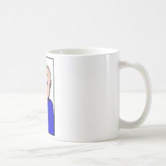 Dubya mug