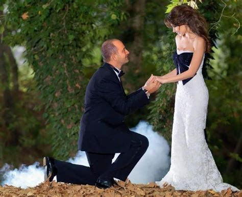 Love conquers all: Nancy Ajram married in a civil ceremony