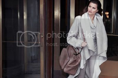Isabeli Fontana for Donna Karan Fall 2012