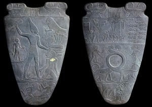 Narmer Palette (Unknown Artist)