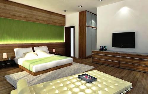 Palm Reserve Bedroom