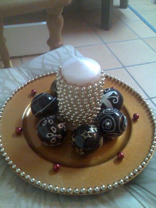 Bolas de Navidad preciosos y abeto de perlas y cuentas (45) (525x700, 278Kb)