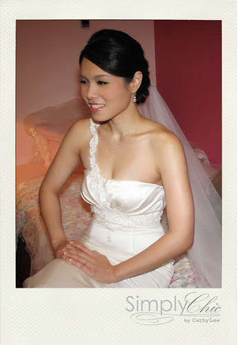 Claire ~ Wedding Day