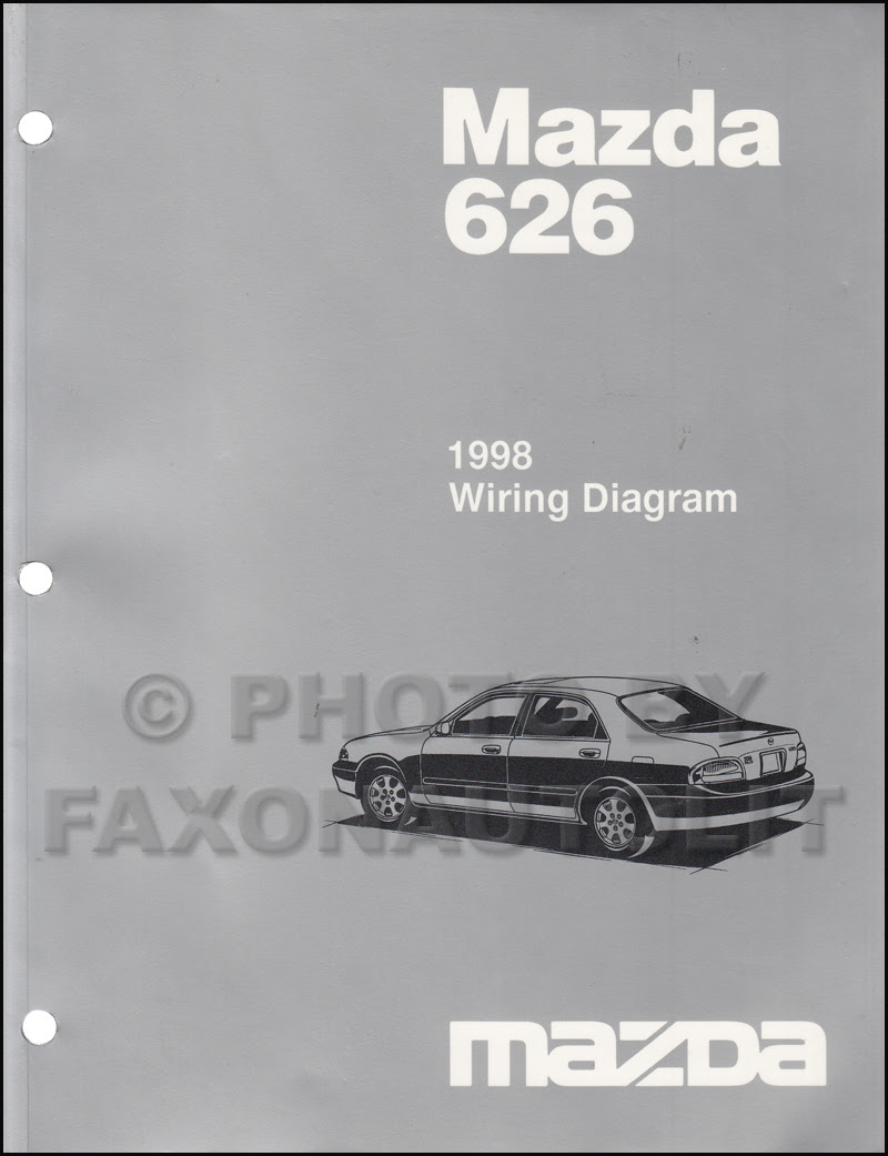 53c8fc2 98 Mazda 626 Wiring Diagram Wiring Resources