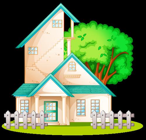 17ev Png Resimleri Masal Evleri şato Pngsayar Png Temalar Için