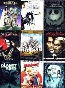Complete List Of Tim Burton Films