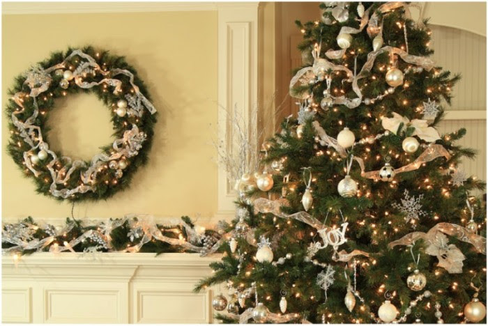 christmas and mantel decor ideas