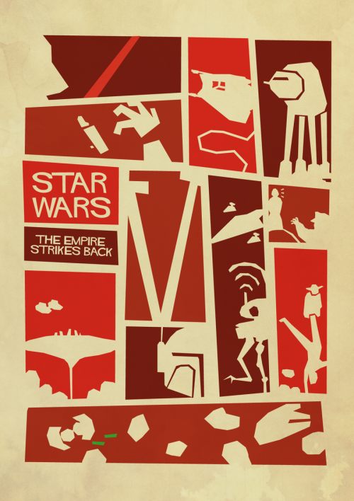 Star Wars: The Empire Strikes Back Created by Sindre Hansen