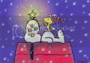 Snoopy Christmas Pictures, Images and Photos